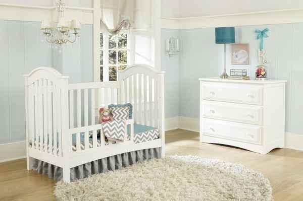 Koleksi Desain Keranjang Tidur Bayi Minimalis yang Modern