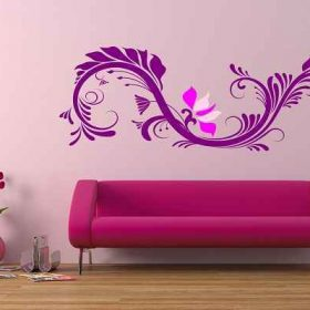 Pilihan Warna Cat Ruang Tamu Minimalis Nuansa Pink