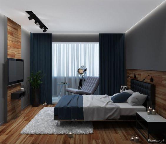 Kamar Tidur Utama Minimalis 14