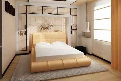 Desain Interior Kamar Tidur Sederhana Agar Nampak Menarik
