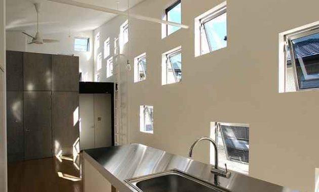 Desain Ventilasi Udara Minimalis yang Elegan dan Modern
