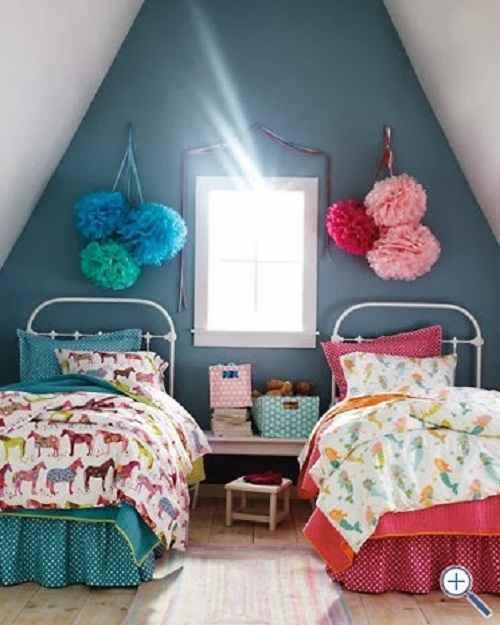 Inspirasi Desain Kamar Tidur Anak Laki-Laki dan Perempuan