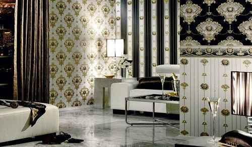 Inspirasi Desain Wallpaper Dinding Rumah Minimalis yang Modern