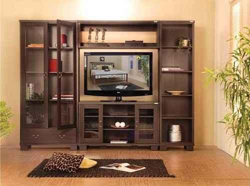 Pilihan Model Desain Rak TV Minimalis yang Elegan