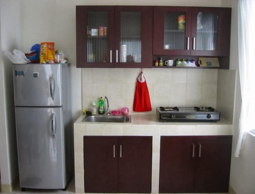 20 Desain Interior Dapur Minimalis Type 36 Untuk Rumah Mungil