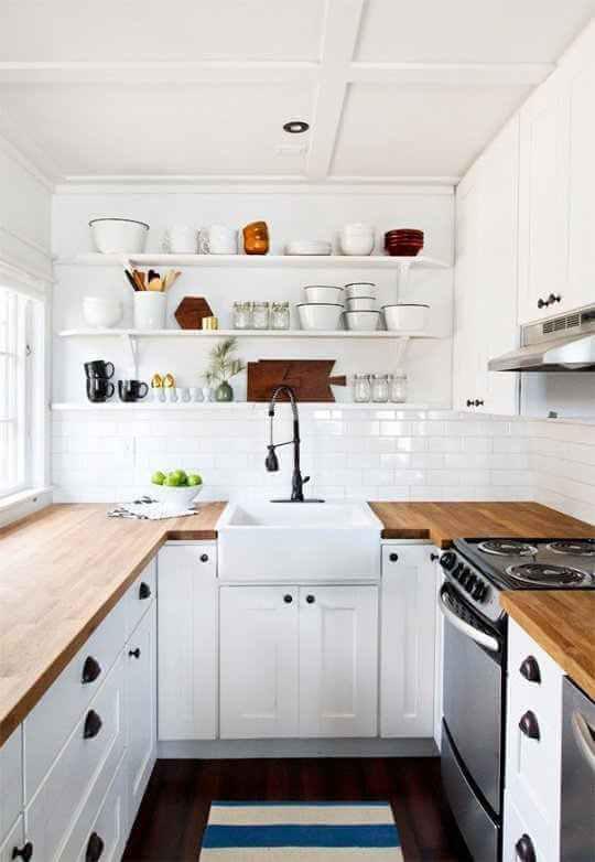 desain interior dapur minimalis type 36