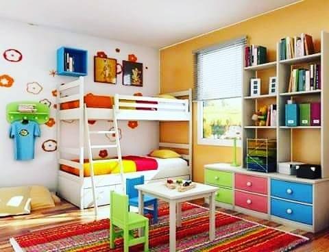 desain kamar tidur minimalis ukuran 3x4 13