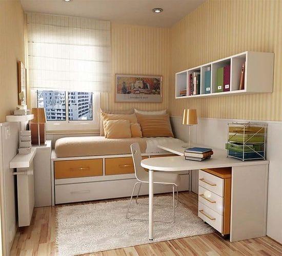 15+ Desain Kamar Tidur Minimalis Ukuran 3x4 Yang Cocok ...