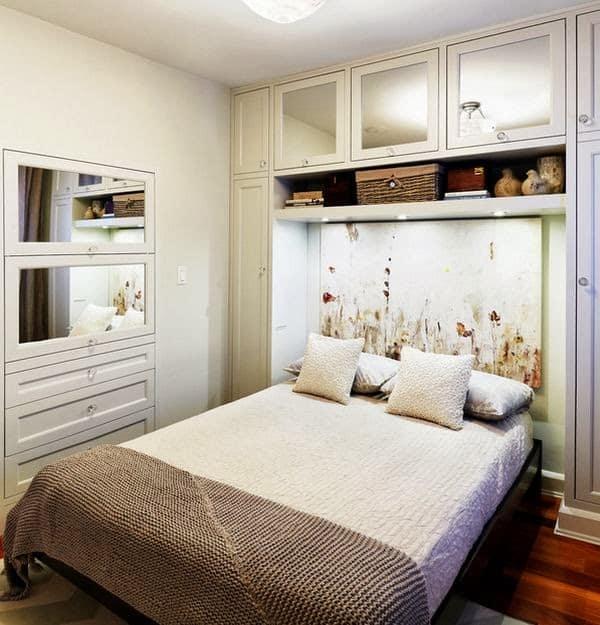 Desain Interior Kamar Tidur Utama 4x3  15 desain kamar tidur minimalis ukuran 3x4 yang cocok untuk