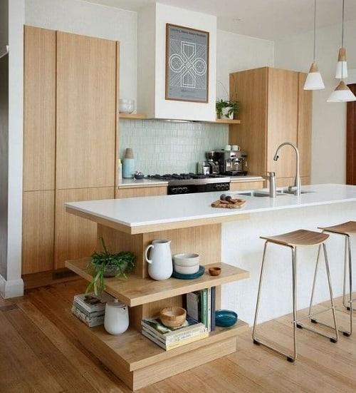 desain kitchen sets minimalis terbaru