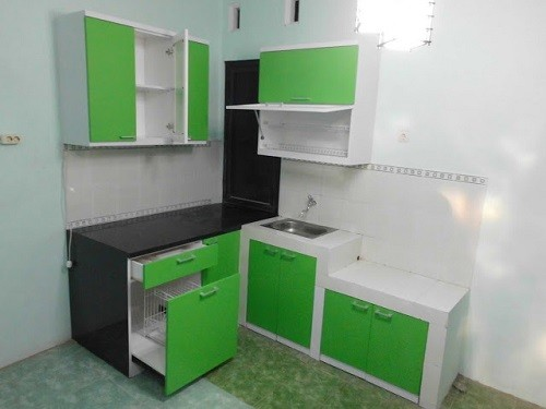 Desain Kitchen Sets Minimalis Terbaru Untuk Dapur Mungil