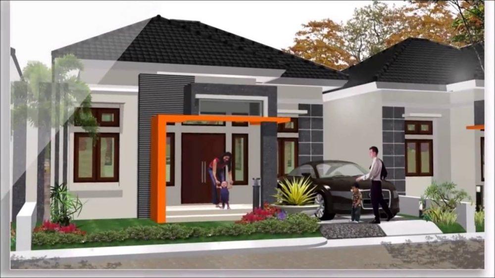 9200 Ide Desain Rumah Minimalis Melebar Gratis Terbaru Untuk Di Contoh