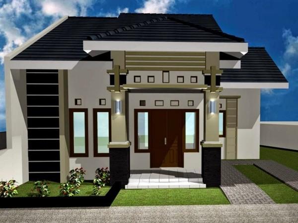 35 Model Rumah Minimalis Terbaru