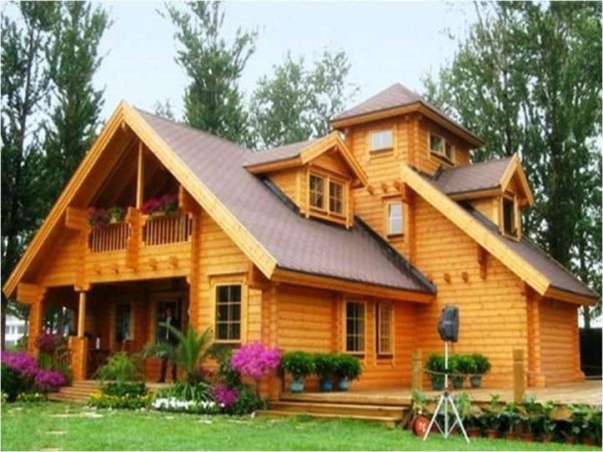 13 Gambar Rumah Sederhana Dikampung Dari Kayu
