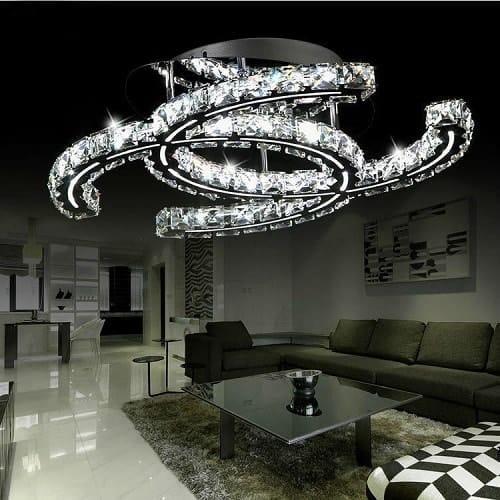 model lampu hias gantung
