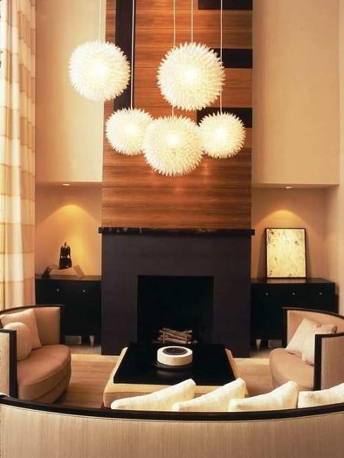 15 Model Lampu Hias Gantung Untuk Ruang Tamu Minimalis