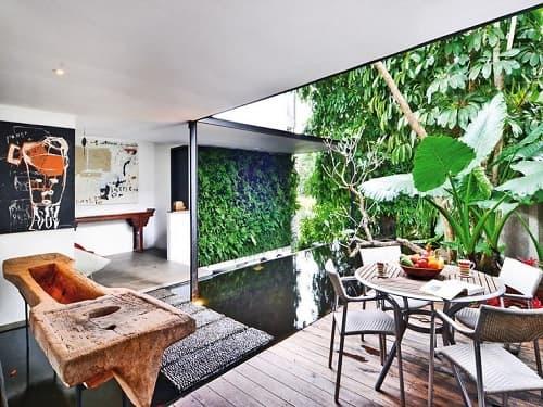 101 Foto Desain Beranda Belakang Rumah Yang Bisa Anda Tiru Download