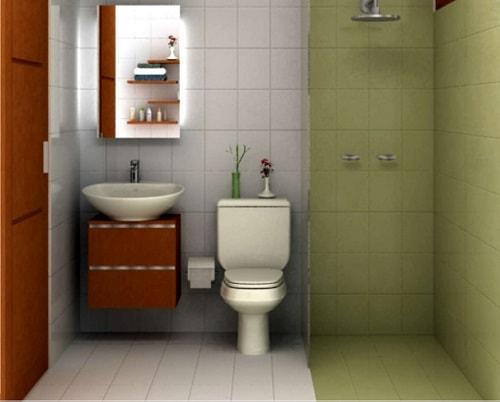 550+ Ide Gambar Desain Kamar Mandi Simple HD Paling Keren Download Gratis