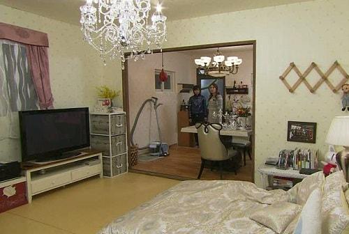 desain interior rumah ala korea