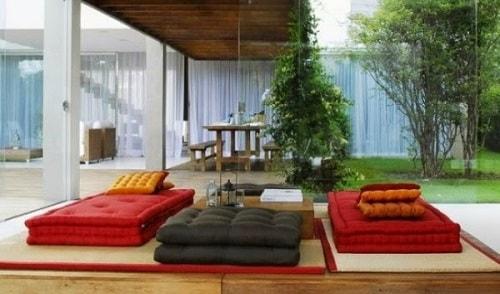 desain ruang tamu sempit minimalis