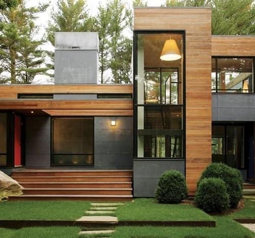 Model Teras Rumah Joglo Sederhana  20 model teras rumah kayu minimalis yang menarik untuk anda