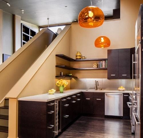 100 Ide Desain Dapur Dibawah Tangga Paling Keren Unduh Gratis
