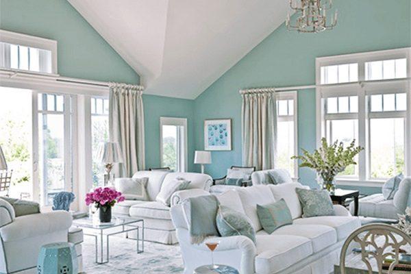 tips memilih warna cat rumah