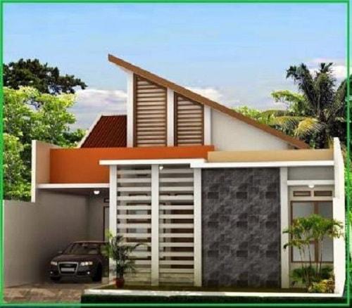9800 Koleksi Gambar Rumah Minimalis Garasi Samping Terbaik