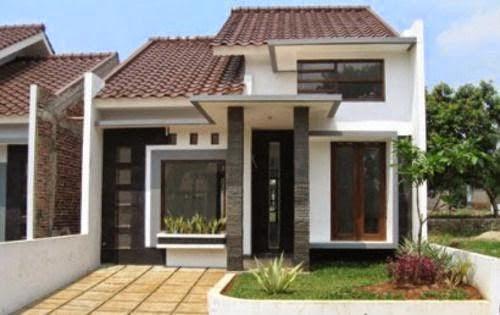 Rumah Minimalis 2 Lantai 100 Jutaan  20 desain rumah minimalis budget 100 juta berikut gambar