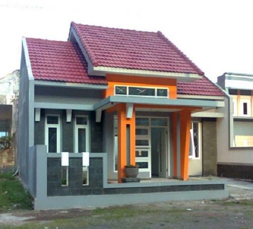 Desain Rumah Minimalis Ukuran 7x12 Meter  20 desain rumah minimalis budget 100 juta berikut gambar
