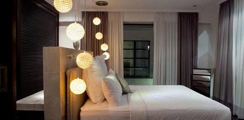 model lampu untuk kamar tidur