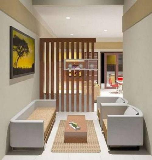 16 Model Penyekat Ruangan Bukan Dengan Tembok