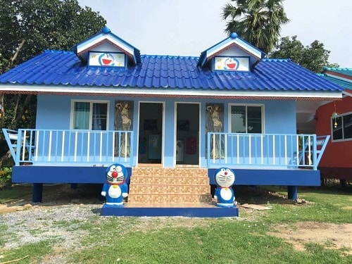 7700 Koleksi Gambar Rumah Bertingkat Kartun Terbaru