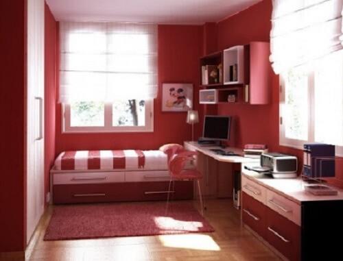 inspirasi desain kamar tidur untuk remaja