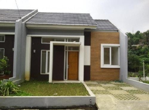 model rumah dengan budget 30 juta