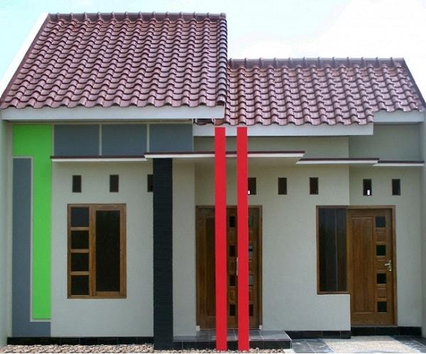 61 Gambar Rumah Minimalis Sederhana Dan Murah Gratis