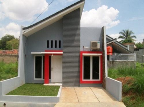 desain rumah minimalis dengan budget 50 juta