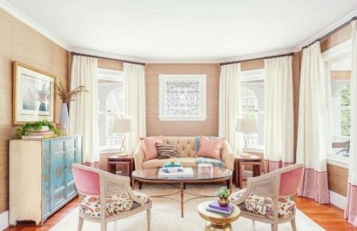 inspirasi cat warna rumah di hari raya