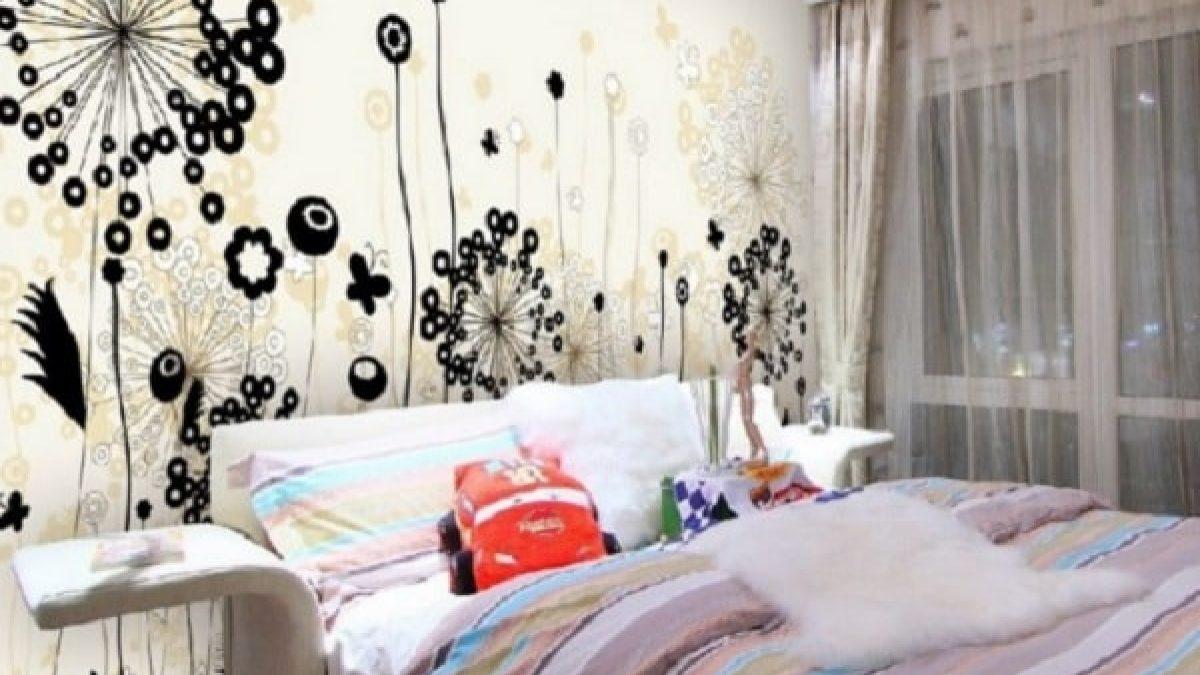 25 Motif Wallpaper Dinding Untuk Interior Rumah Yang Sedang Hits