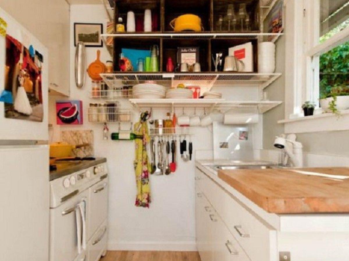 15 Tips & Cara Mengatur Dapur Kecil Yang Bisa Anda Lakukan