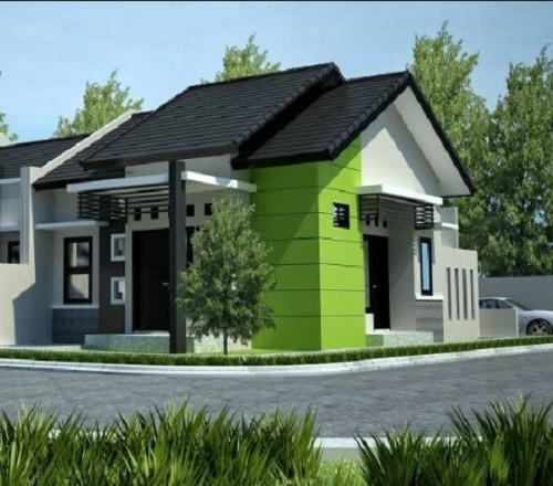 rumah dengan budget 100 juta