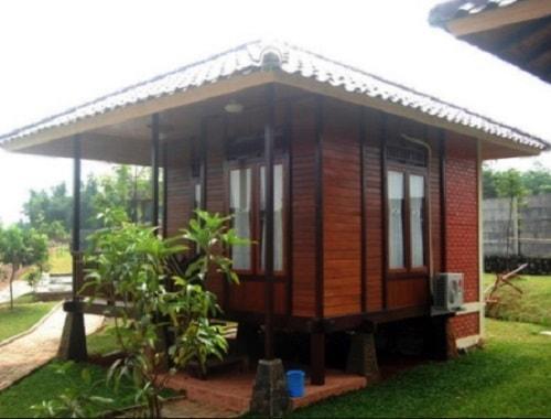 8300 Koleksi Gambar Rumah Sunda Modern HD
