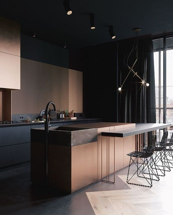 20 Inspirasi Desain Dapur Minimalis Terbaik Dengan Tampilan Sederhana
