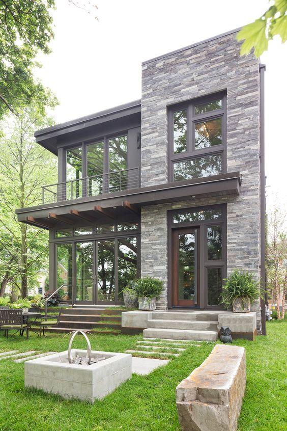 Desain Rumah Minimalis 2 Lantai 10