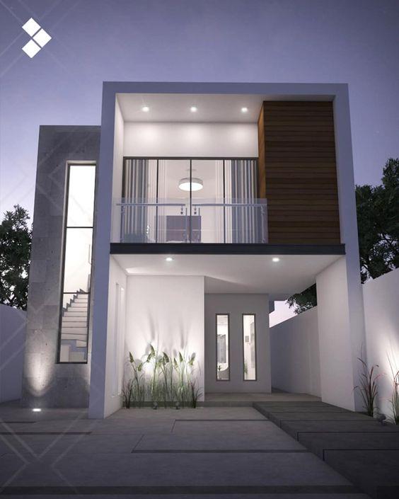 50 Ide Desain Interior Rumah Modern Minimalis 2 Lantai Paling Keren Unduh Gratis