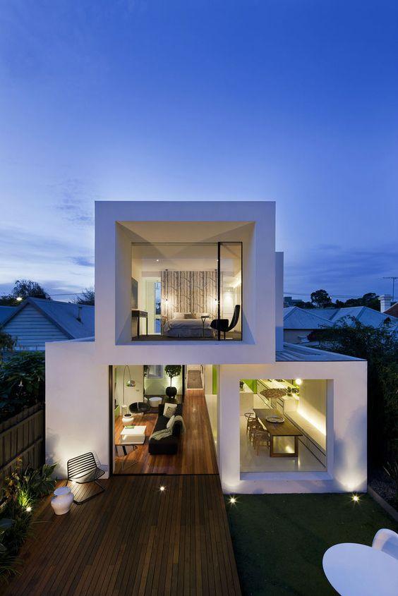 Desain Rumah Minimalis 2 Lantai 20