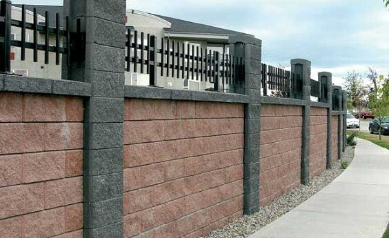 Inspirasi Desain Pagar Tembok 18# (1)