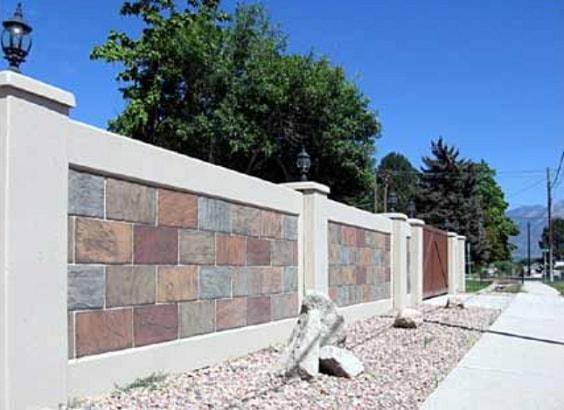 Inspirasi Desain Pagar Tembok 2