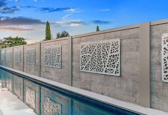Inspirasi Desain Pagar Tembok 3