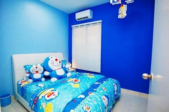 87+ Gambar Kamar Bertemakan Doraemon Paling Hist